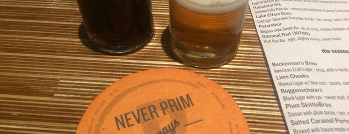 Proper Brewing Company is one of Park City.