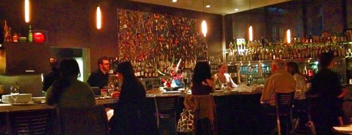 Mistral Kitchen is one of 100 Places To Eat & Drink in Belltown (Seattle).