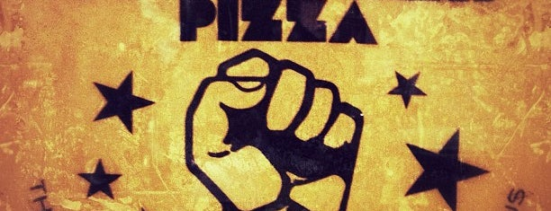 Proletariat Pizza is one of To Do.