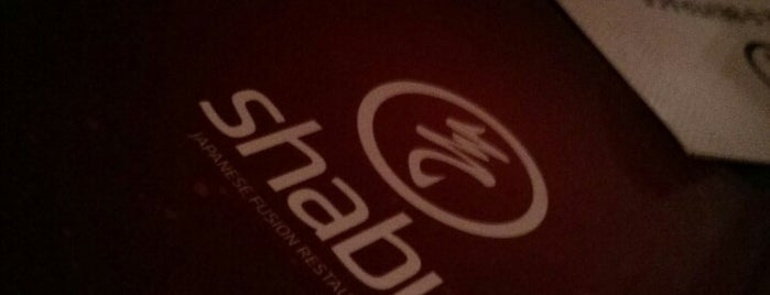 Shabu Japanese Fusion Restaurant is one of Orient...express!!.