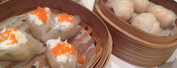 The Square is one of hong kong 2014 michelin stars.
