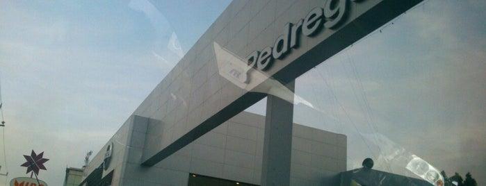 Nissan Pedregal is one of Tempat yang Disukai Gerardo.