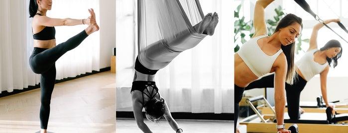 Little Mandarin Yoga & Pilates is one of Melb volume 2.