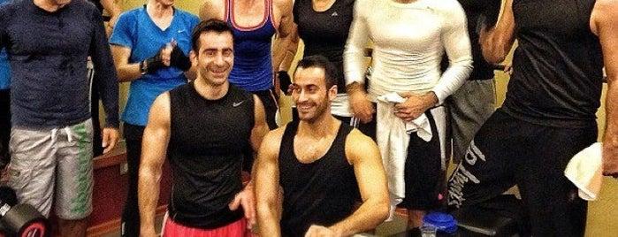HiltonSA Fitness Club is one of Lugares favoritos de Aelin.