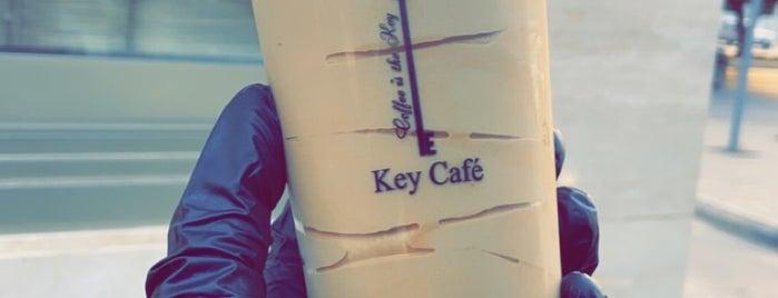 Key Café is one of Tempat yang Disimpan Queen.