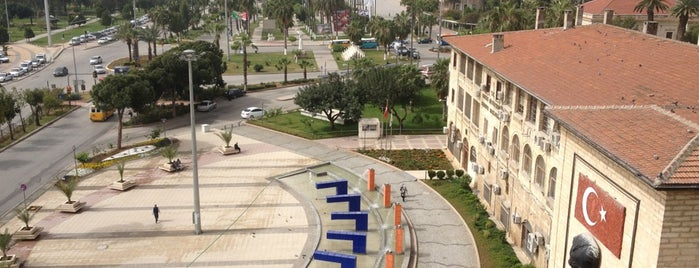 Mersin Ticaret ve Sanayi Odası - MTSO is one of Nalan'ın Beğendiği Mekanlar.