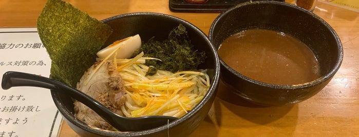 麺場 田所商店 辻堂店 is one of สถานที่ที่บันทึกไว้ของ Creig.