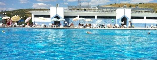 Tedaş Spor Tesisleri Yüzme Havuzu is one of Lieux qui ont plu à Mustafa.
