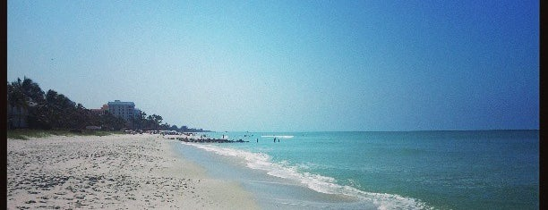 Naples Beach is one of Florida.
