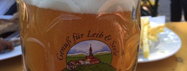Andechs is one of Munique.