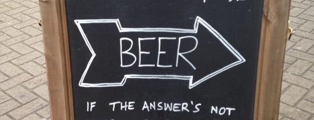 The Euston Tap is one of London Map.