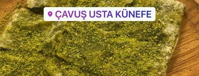 Çavuş Usta Künefe & Katmer & Kadayıf is one of Istanbul.