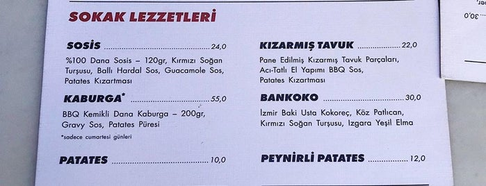 Banko Burger is one of Places That I Want to Go Istanbul.