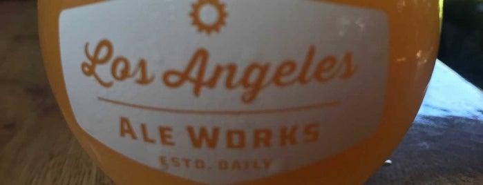 Los Angeles Aleworks is one of Gespeicherte Orte von Alex.