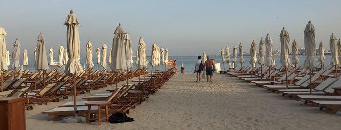 Rixos Premium Private Beach is one of Tempat yang Disukai PINAR.