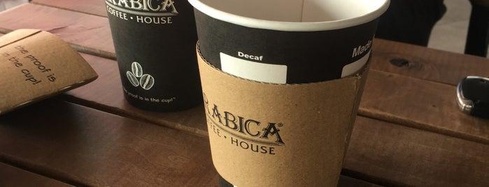 Arabica Coffee House is one of Ankara.
