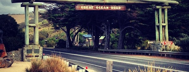 Great Ocean Road is one of Abroad Staff.