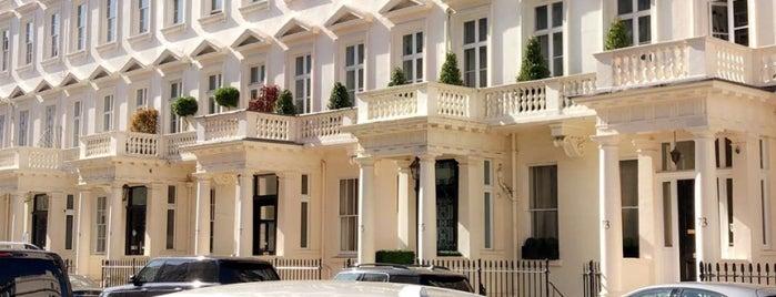 Elizabeth Street is one of Londres.