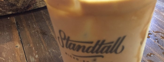 STANDTALL Coffee is one of Chonburi & Si Racha.