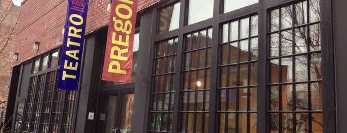 Pregones Theater is one of Bronx Museum Spots.