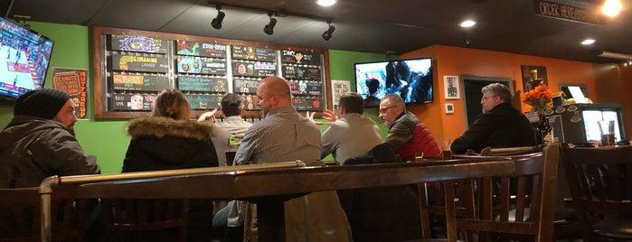 Brew Link Brewing Tap Room is one of Kenan 님이 좋아한 장소.