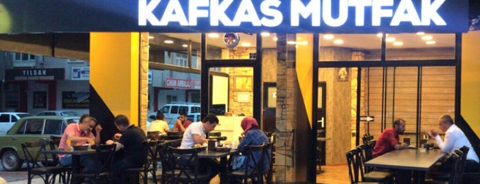 Kafkas Mutfagı is one of To be visited.