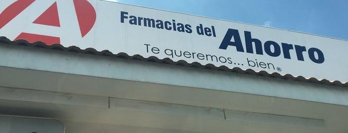 Farmacia Del Ahorro is one of Posti che sono piaciuti a Lucy.