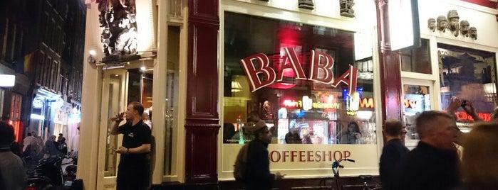 Cofe Shop Baba is one of Amsterdam.