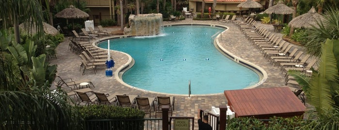 DoubleTree by Hilton Hotel Orlando at SeaWorld is one of Hotel/Accomodations.
