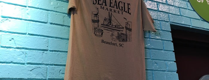 Sea Eagle Market is one of Top Restaurants.