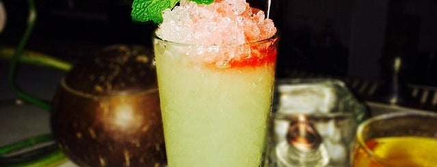 La Descarga is one of Los Angeles Cocktails.