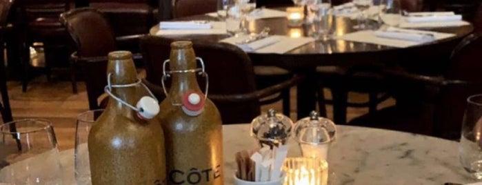 Côte Brasserie is one of Orte, die fabian gefallen.