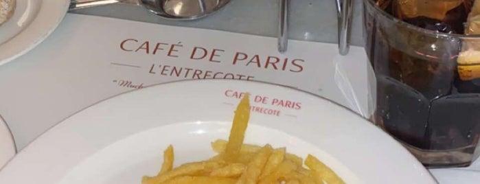 Café de París, L' Entrecot is one of # inminente.