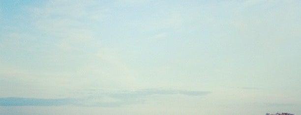 Lungomare Dante Alighieri is one of Light Blue Summer.