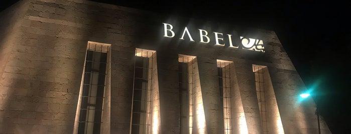 BABEL is one of Orte, die Dmitry gefallen.