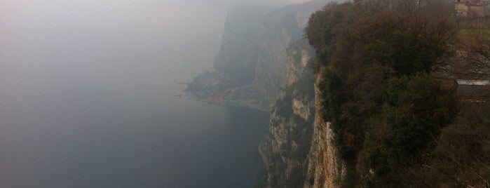 Terrazza del Brivido is one of Lake Garda.