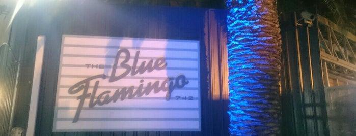 The Blue Flamingo is one of Daniele : понравившиеся места.