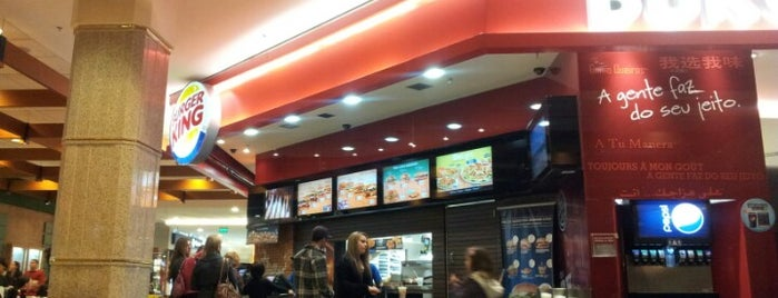 Burger King is one of Lugares guardados de Adeonir.