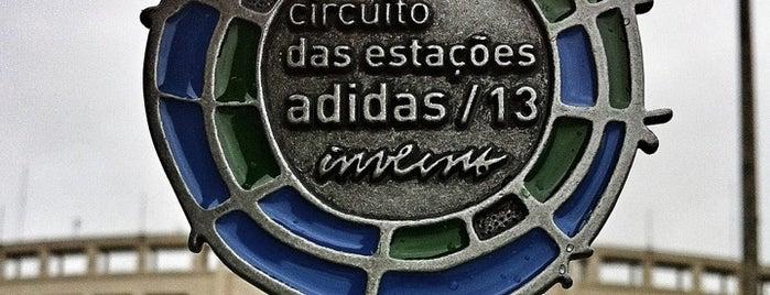 Circuito das Estações is one of Carina'nın Beğendiği Mekanlar.