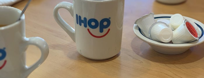 IHOP is one of NY от блогера.