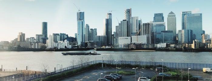 InterContinental London - The O2 is one of haton 님이 좋아한 장소.