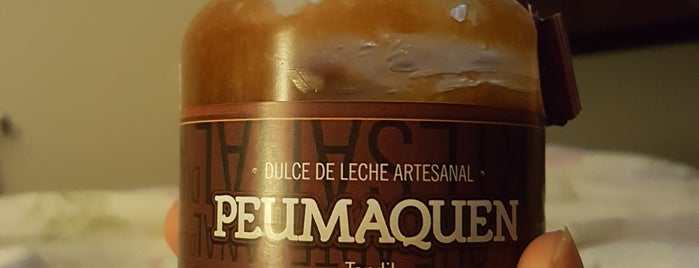 El Mundo del Dulce de Leche is one of Lugares guardados de Marina Noelia.