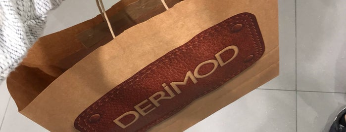 Derimod is one of Veni Vidi Vici İzmir 2.