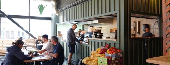 Burger 'n Shake is one of Amsterdam.