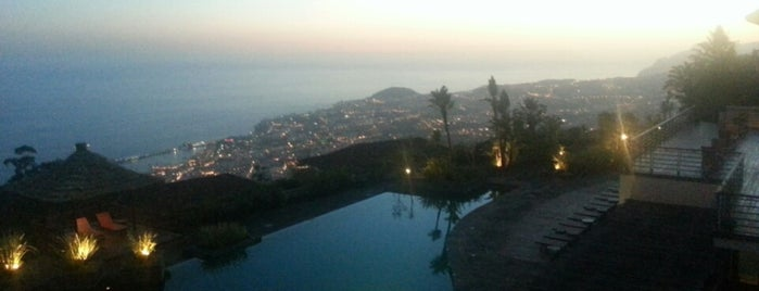 Choupana Hills Hotel & Spa is one of Guide to Madeira's best spots.