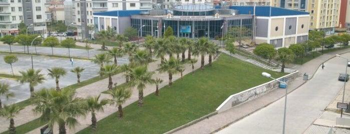 Atakum Belediyesi Kültür ve Eğlence Merkezi is one of สถานที่ที่ Hakan ถูกใจ.