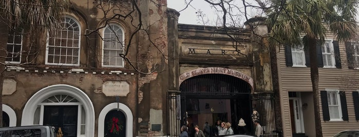Old Slave Mart Museum is one of Charleston.