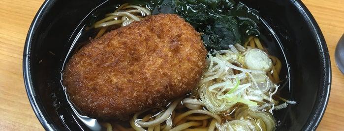 名物 三島そば is one of うどん・そば.