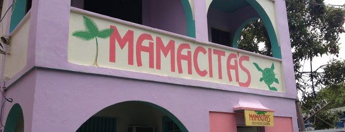 Mamacita's Guest House is one of สถานที่ที่ Kim ถูกใจ.