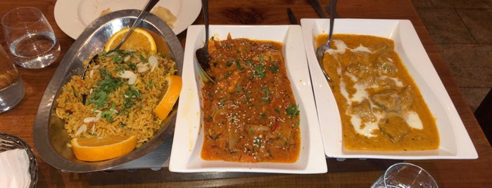 Indian Restaurant Shiva is one of Eur plan.